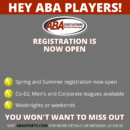 2021 Softball Registration is now open!